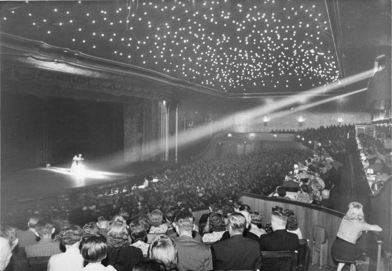 Teatro Wintergarten, Berlín