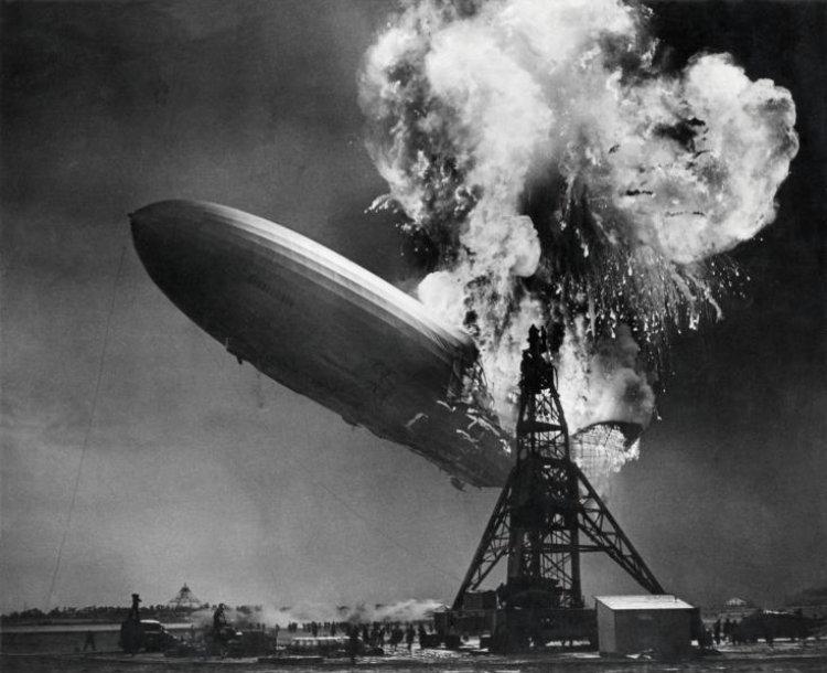 Desastre del Hindenburg