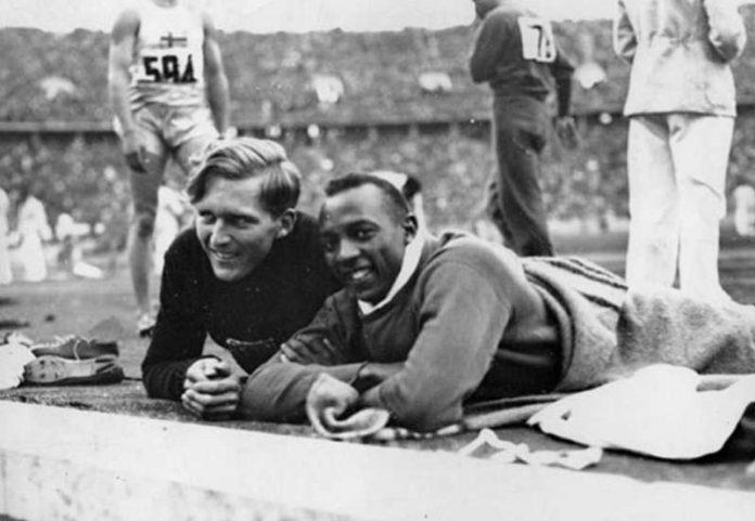 la legendaria amistad entre Luz Long y Jesse Owens