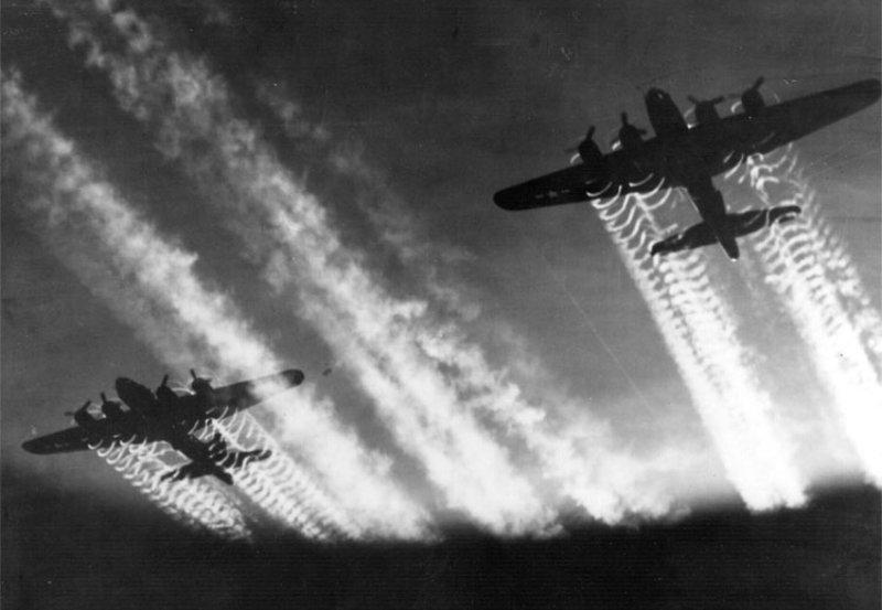 Fortalezas Voladoras B-17