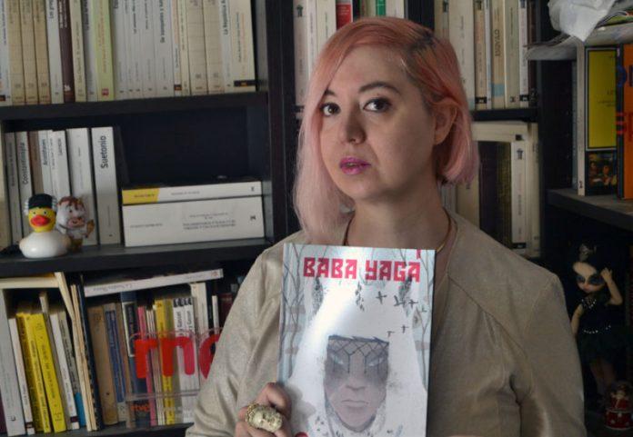 Baba Yaga María Zaragoza