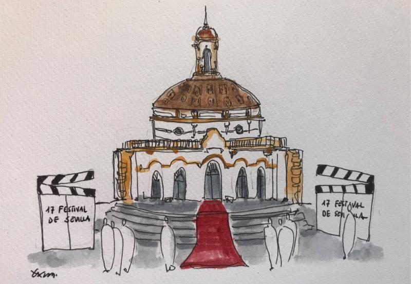 Dibujo por Esther Chamizo Marín @estherchamar