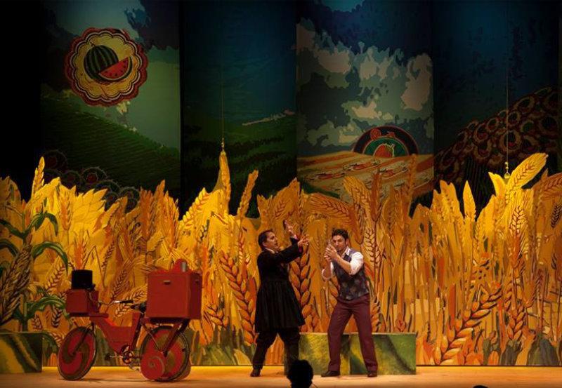Escena L'Elisir d'Amore de Gaetano Donizetti
