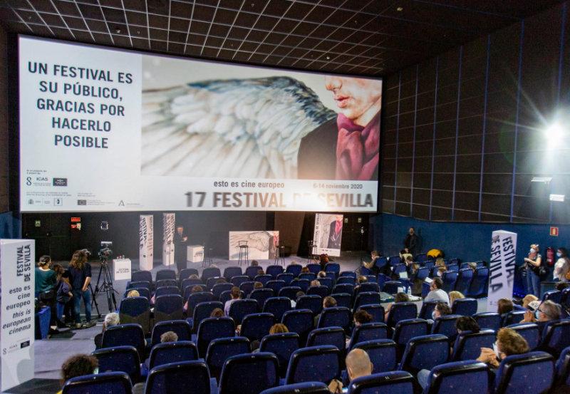 Presentación 17 Festival de Cine Europeo de Sevilla