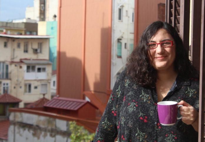 Gloria Fortún Foto de Elena Fortún Menor.