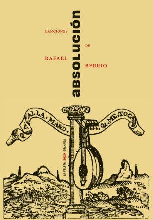 Portada Absolución, Rafael Berrio