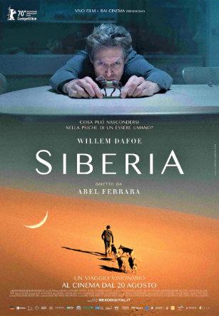 Cartel Siberia, dirigida por Abel Ferrara