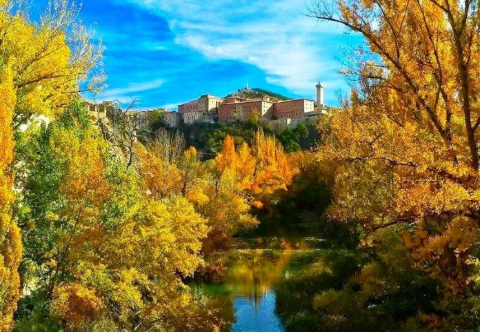 Cuenca colores de otoño