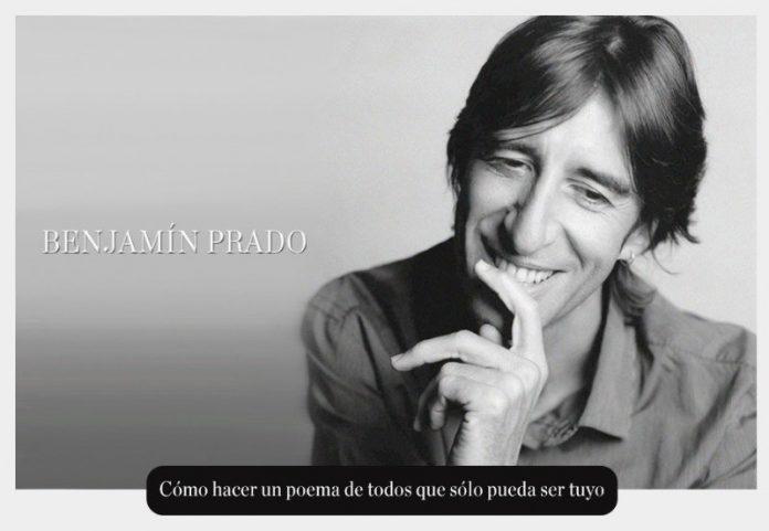 Taller de Poesía de Benjamin Prado