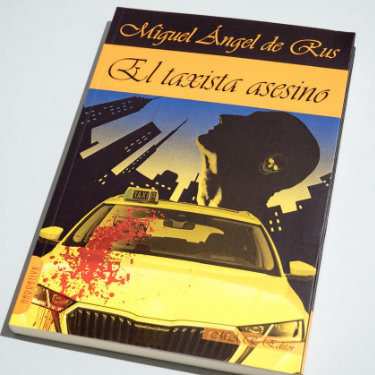 Portada de El Taxista Asesino de Miguel Ángel de Rus
