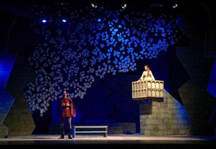 Opera Romeo y Julieta de Gounod Teatro Colón de Buenos Aires.