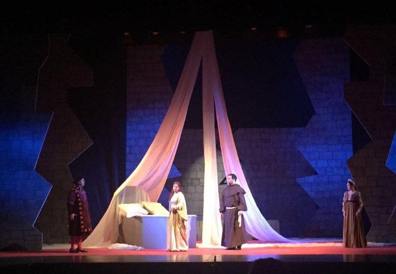 Ópera Romeo y Julieta San Martín de Tucumán