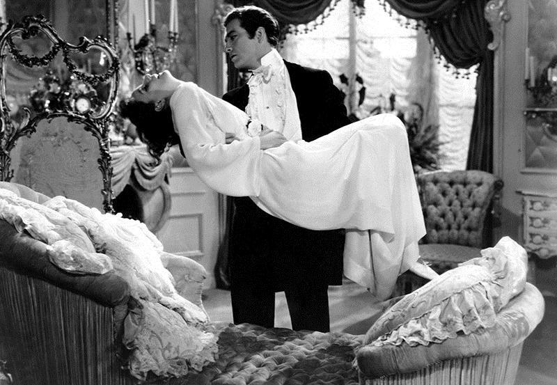 La dama de las camelias. Film de George Cukor 1936
