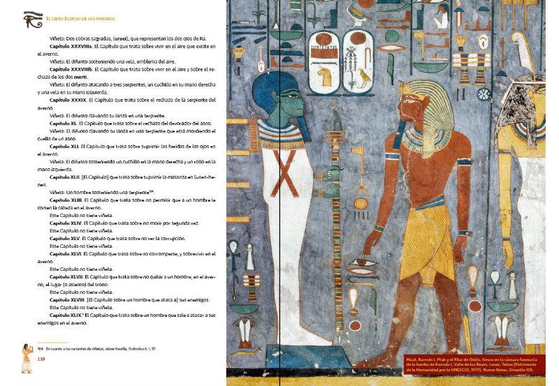 El papiro de Ani un estudio sobre El libro de los los muertos