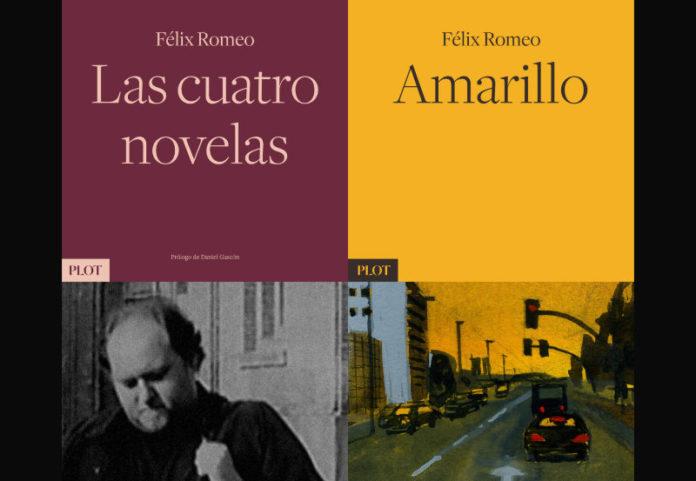 Felix Romeo Amarillo y Las cuatro novelas