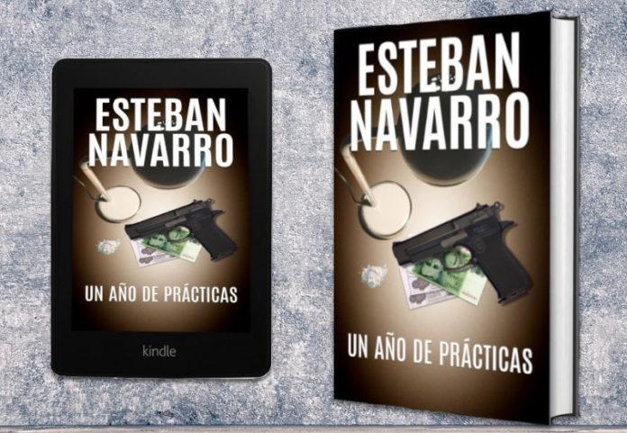 Portadas Un año de prácticas de Esteban Navarro